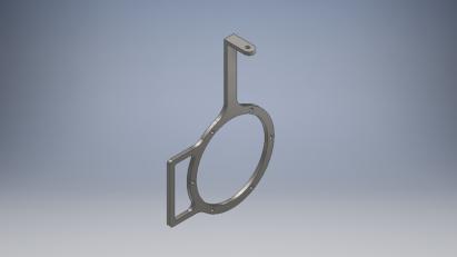 3D Spray Ring